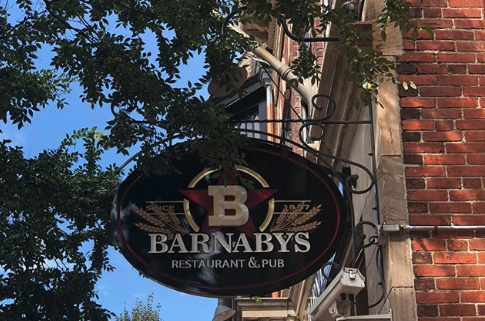 Barnaby's in West Chester, PA